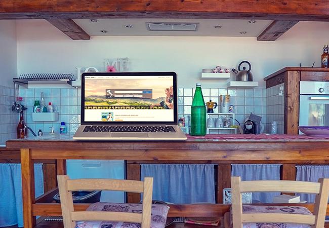 Trabajar desde casa en Italia: las propiedades ideales