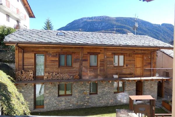 Moderno y refinado apartamento - Courmayeur, Valle de Aosta