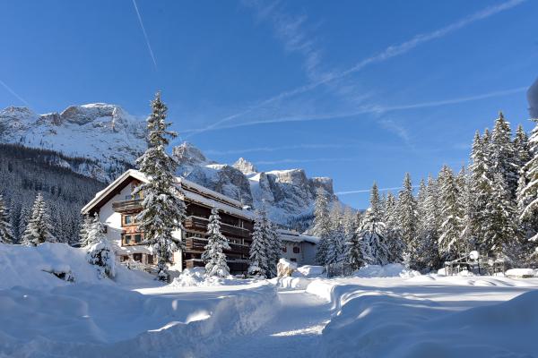 Apartamento con vista panorámica - Corvara, Trentino Tirol del Sur