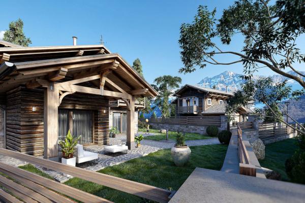 5.Fantástico apartamento nuevo - Limone Piemonte, Piamonte